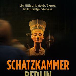 Schatzkammer Berlin : Kinoposter