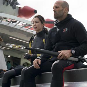 Meg : Bild Bingbing Li, Jason Statham