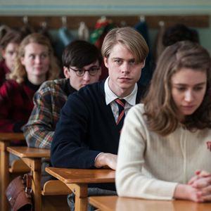 Das schweigende Klassenzimmer : Bild Tom Gramenz