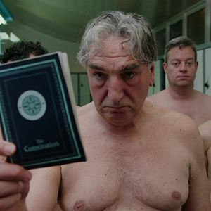 Swimming With Men : Bild Jim Carter