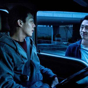 Buh-Ning : Bild Steven Yeun, Yoo Ah-In