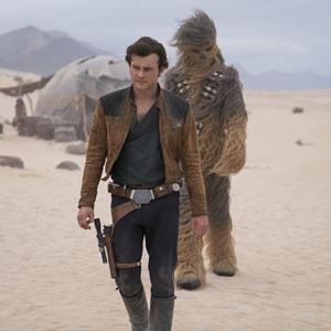 Solo: A Star Wars Story : Bild Alden Ehrenreich, Joonas Suotamo