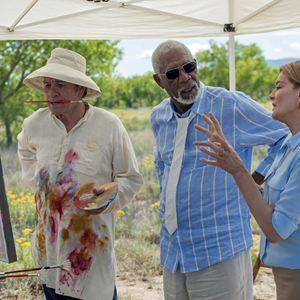 Das ist erst der Anfang : Bild Morgan Freeman, Rene Russo, Tommy Lee Jones
