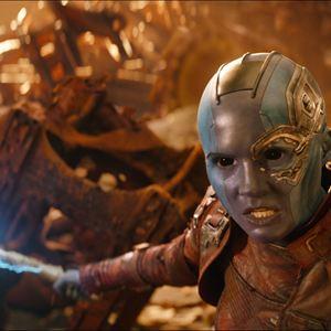 Avengers 3: Infinity War : Bild