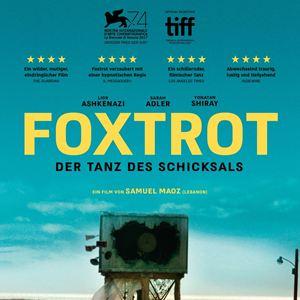 Foxtrot : Kinoposter