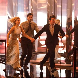 Mission: Impossible - Fallout : Bild Henry Cavill, Tom Cruise, Vanessa Kirby