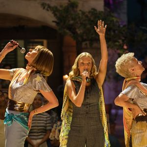 Mamma Mia 2: Here We Go Again! : Bild Amanda Seyfried, Christine Baranski, Julie Walters