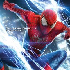 The Amazing Spider-Man 2: Rise Of Electro : Kinoposter