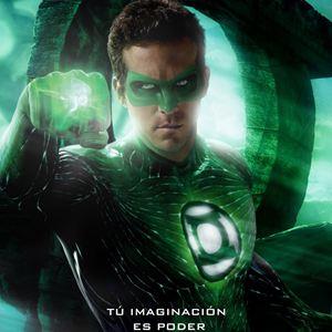 Green Lantern : Kinoposter