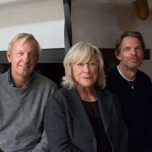 Auf der Suche nach Ingmar Bergman : Bild Daniel Bergman, Margarethe von Trotta