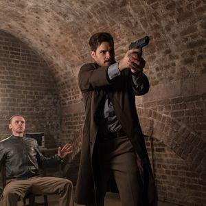 Mission: Impossible - Fallout : Bild Henry Cavill, Simon Pegg