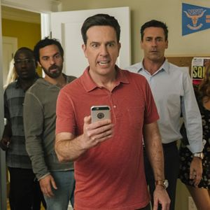 Catch Me! : Bild Ed Helms, Hannibal Buress, Isla Fisher, Jake Johnson (XVI), Jon Hamm