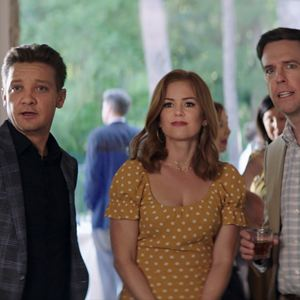 Catch Me! : Bild Ed Helms, Isla Fisher, Jeremy Renner