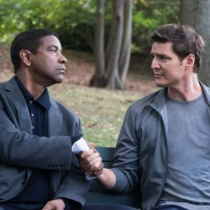 The Equalizer 2 : Bild Denzel Washington, Pedro Pascal