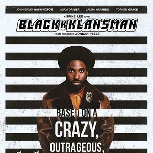 BlacKkKlansman : Kinoposter