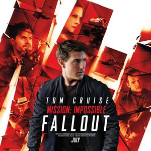 Mission: Impossible - Fallout : Kinoposter