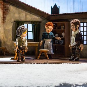 Geister der Weihnacht - Augsburger Puppenkiste : Bild