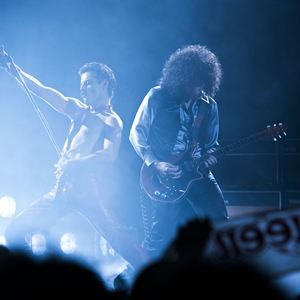 Bohemian Rhapsody : Bild Gwilym Lee, Rami Malek
