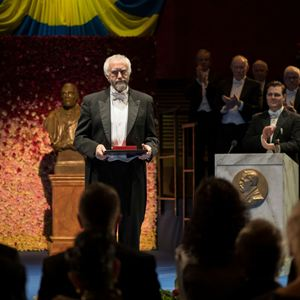 Die Frau des Nobelpreisträgers : Bild Jonathan Pryce