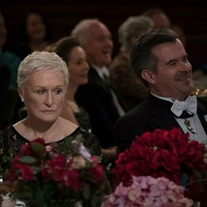 Die Frau des Nobelpreisträgers : Bild Glenn Close