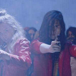 Assassination Nation : Bild Abra, Hari Nef, Odessa Young, Suki Waterhouse