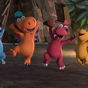Der kleine Drache Kokosnuss 2 - Auf in den Dschungel! : Bild