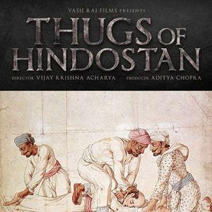 Thugs Of Hindostan : Kinoposter