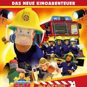 Feuerwehrmann Sam - Plötzlich Filmheld! : Kinoposter