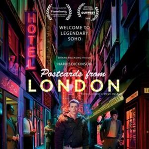Postcards From London : Kinoposter