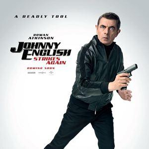 Johnny English - Man lebt nur dreimal : Kinoposter