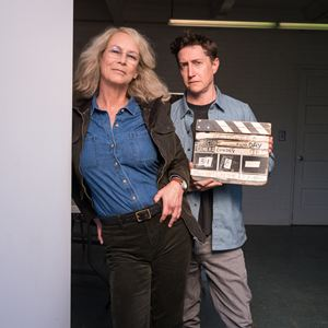 Halloween : Vignette (magazine) David Gordon Green, Jamie Lee Curtis