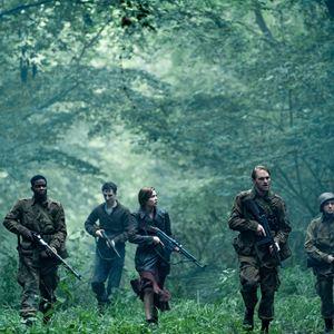Operation: Overlord : Bild Dominic Applewhite, John Magaro, Jovan Adepo, Mathilde Ollivier, Wyatt Russell