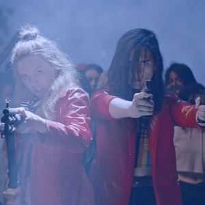 Assassination Nation : Bild Abra, Hari Nef, Odessa Young, Suki Waterhouse