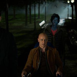 X-Men : Dark Phoenix : Bild Alexandra Shipp, James McAvoy, Kodi Smit-McPhee, Tye Sheridan
