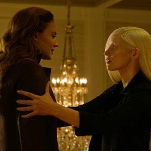 X-Men : Dark Phoenix : Bild Jessica Chastain, Sophie Turner