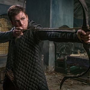Robin Hood : Bild Taron Egerton