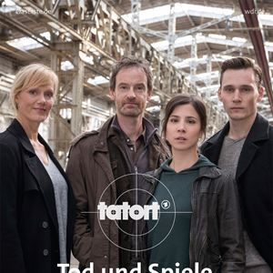 Tatort: Tod und Spiele : Kinoposter