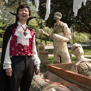 Gänsehaut 2: Gruseliges Halloween : Bild Ken Jeong