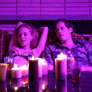 Assassination Nation : Bild Bill Skarsgård, Odessa Young