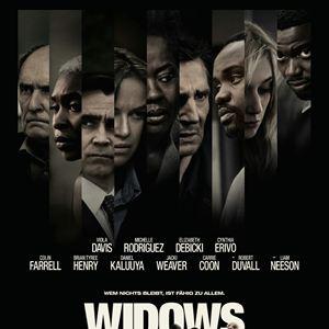 Widows - Tödliche Witwen : Kinoposter