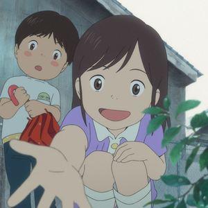 Mirai - Das Mädchen aus der Zukunft : Bild