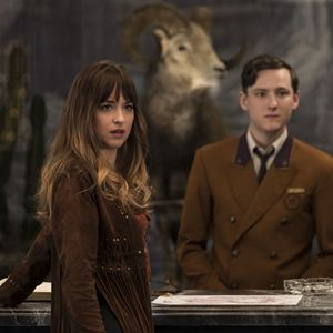 Bad Times At The El Royale : Bild Dakota Johnson, Lewis Pullman