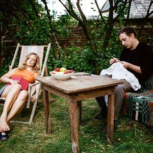 Adam und Evelyn : Bild Anne Kanis, Florian Teichtmeister