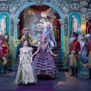 Der Nussknacker und die vier Reiche : Bild Keira Knightley, Mackenzie Foy