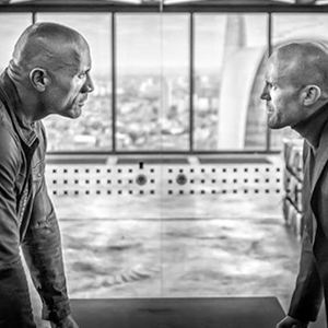 Hobbs & Shaw : Kinoposter
