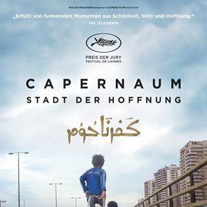 Capernaum - Stadt der Hoffnung : Kinoposter