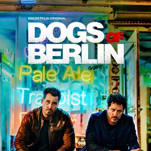 Dogs Of Berlin : Kinoposter