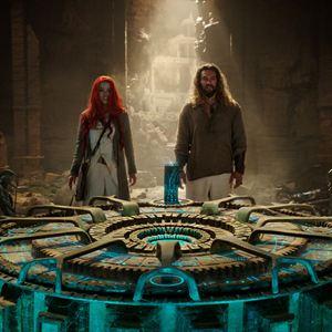 Aquaman : Bild Amber Heard, Jason Momoa