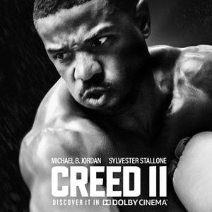 Creed 2 : Kinoposter