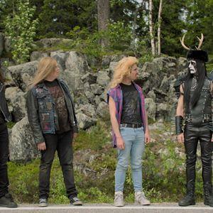 Heavy Trip : Bild Antti Heikkinen, Johannes Holopainen, Max Ovaska, Samuli Jaskio